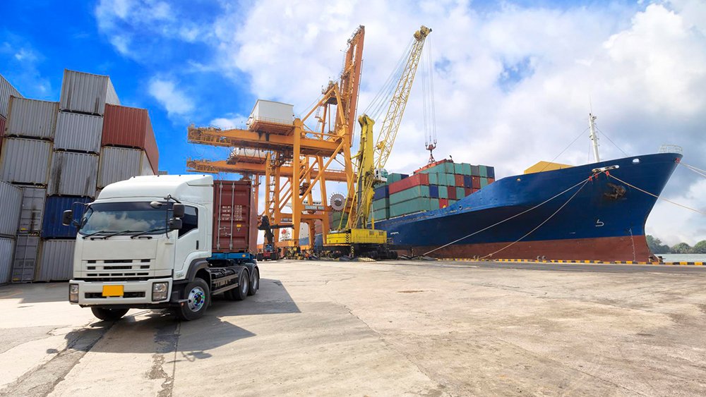 International Freight Forwarding Service - Công ty cổ phần Logistics UI