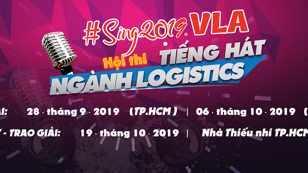 The final of the 5th Logistics industry Singing Competition - 2019